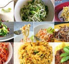 12 pasta dishes