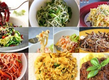 12 pasta dishes