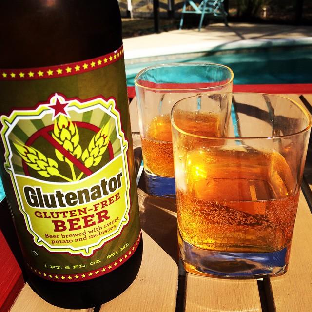 Glutenator Beer