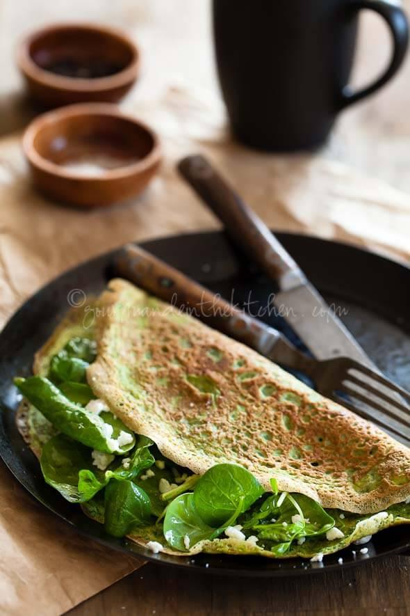 Herbed-Omelette