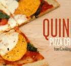 Quinoa Pizza Crust