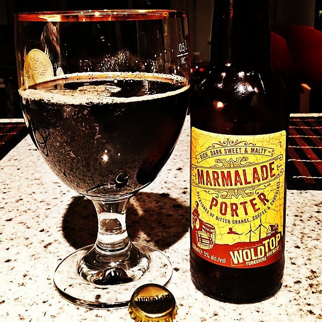 World Top Marmalade Porter
