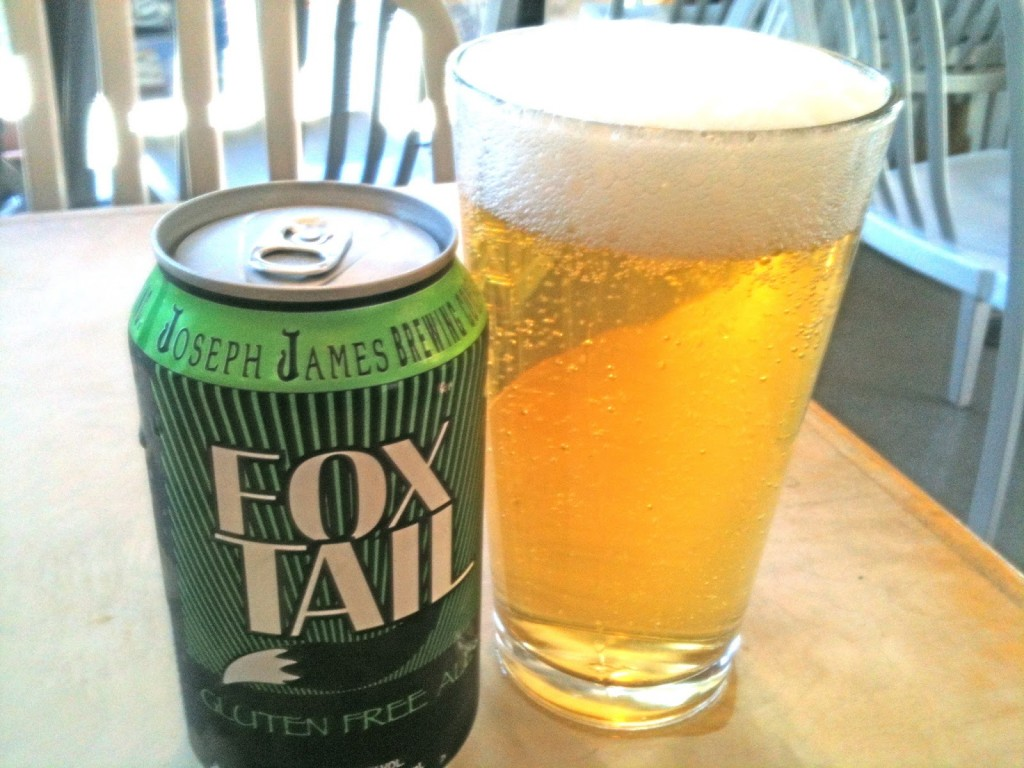 fox tail beer