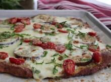 Gluten-Free Recipe – How to Make Gluten-Free Pizza Crust