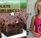 Recipe: Gluten-Free/Grain-Free Chocolate Zucchini Bread