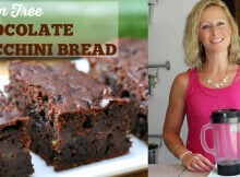 Recipe: Gluten-Free/Grain-Free Chocolate Zucchini Bread