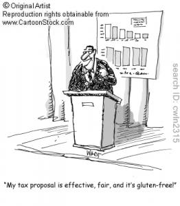 tax gluten free